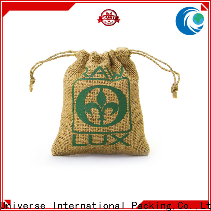 Yonghuajie new arrival jute bags wholesale price high quality for storage