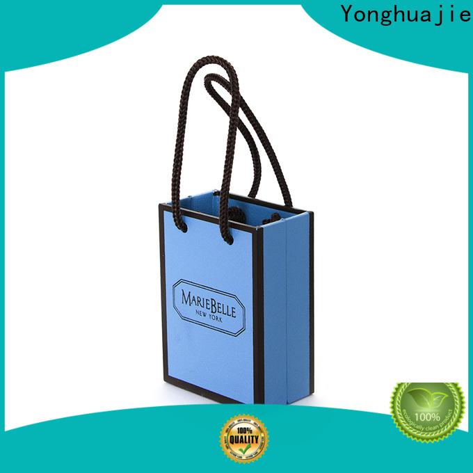 Yonghuajie cardboard nesting gift boxes for wholesale for packing