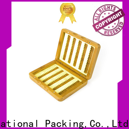 Yonghuajie top manufacturer bamboo basket manufacturers for gift packing
