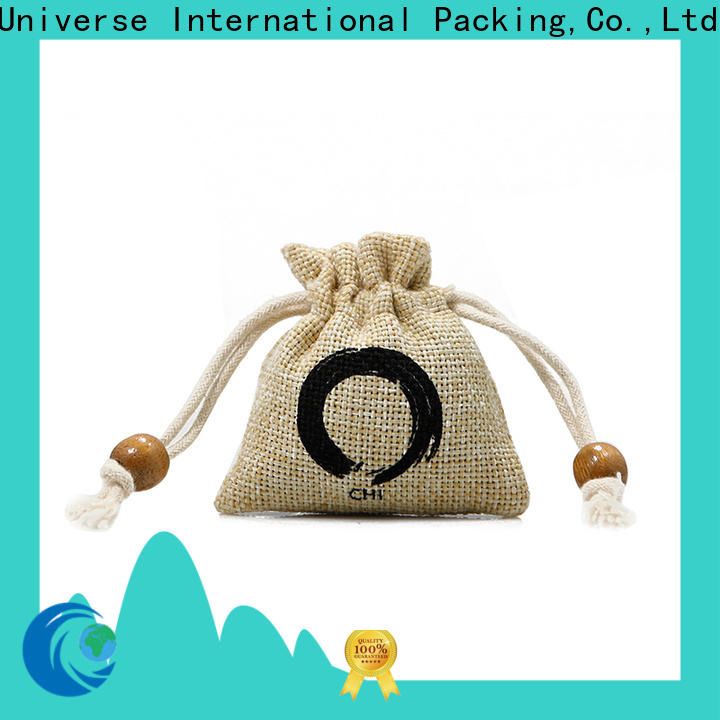 new arrival jute bottle bags online bamboo handle Suppliers for packing