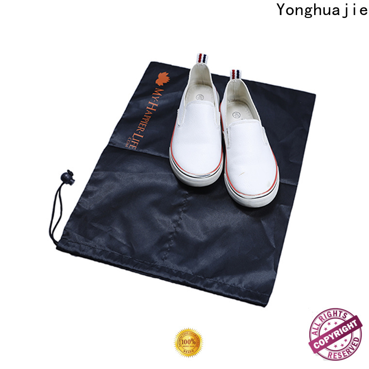Yonghuajie Latest polyester canvas bags for business for shoes