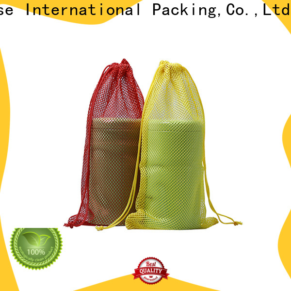 Yonghuajie cheapest reusable mesh bags Suppliers for gift