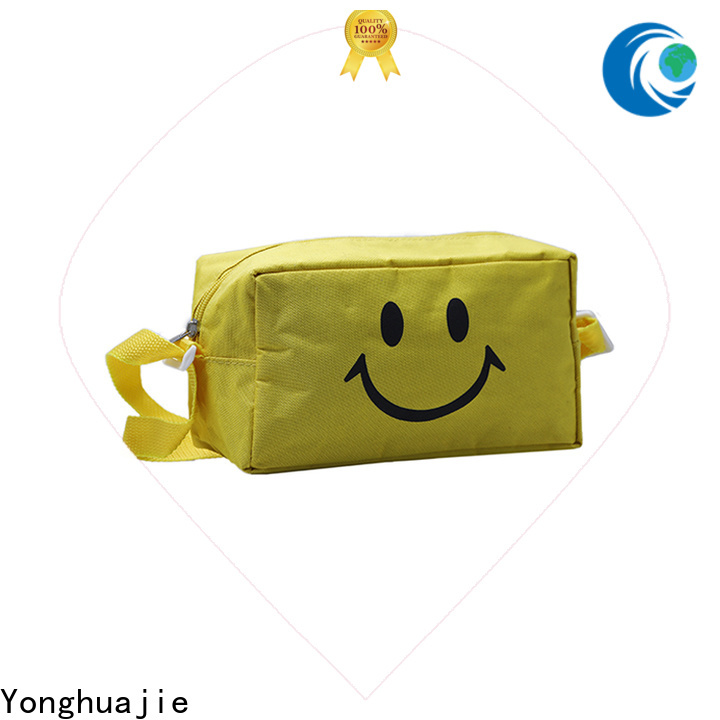 tote nylon luggage bags silk Suppliers for cosmetics