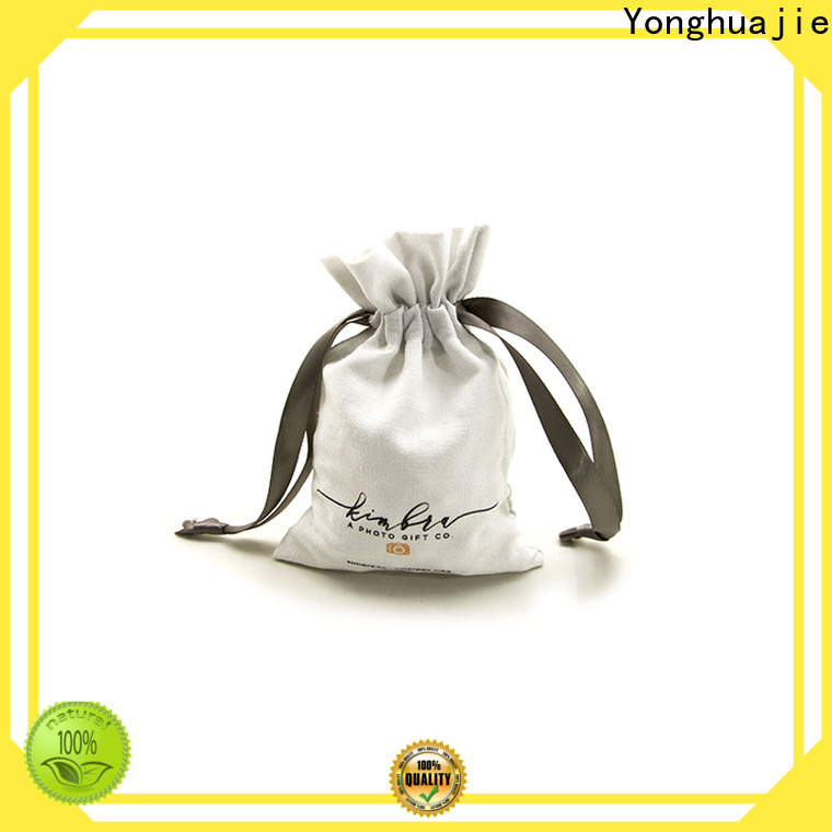 New drawstring pouch ribbon Supply for friends