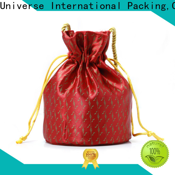 Yonghuajie Wholesale brocade pouch for wholesale for storage