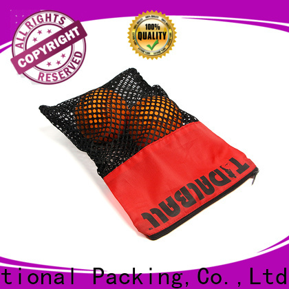Yonghuajie golf mesh cosmetic bags Suppliers for gift