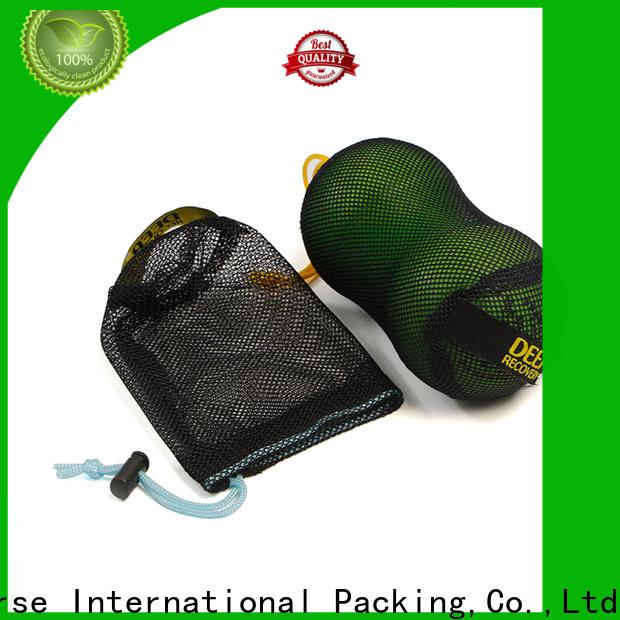 Yonghuajie colors plastic mesh bags for sale for packaging