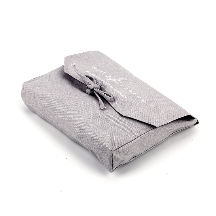 Envelope canvas blanket bag pack cot sheet scarf bag