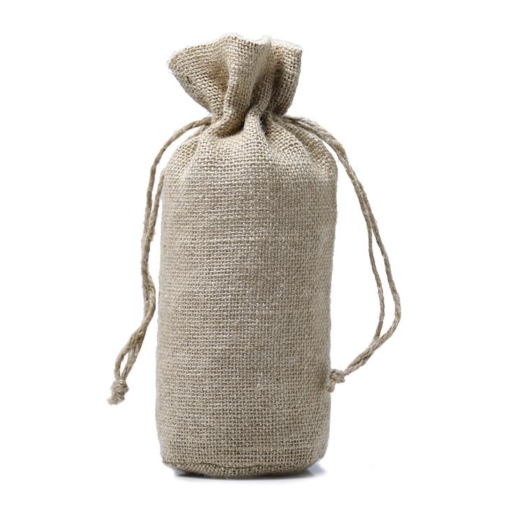 ECO Jute drawstring bag
