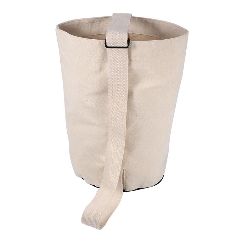 Canvas Clothes Storage Laundry Basket