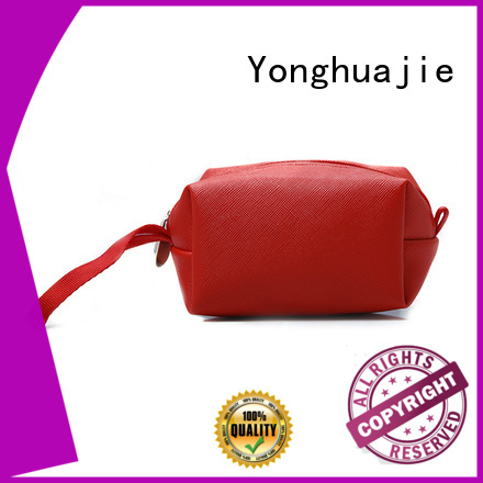 Yonghuajie pu leather wholesale leather bags manufacturers for wedding rings
