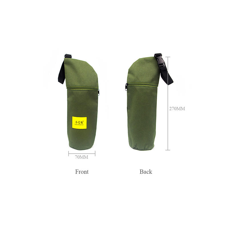 soft polyester backpack silk Suppliers for shoes-1