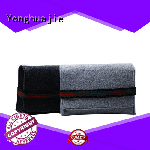 Yonghuajie embroidered felt bags wholesale Suppliers