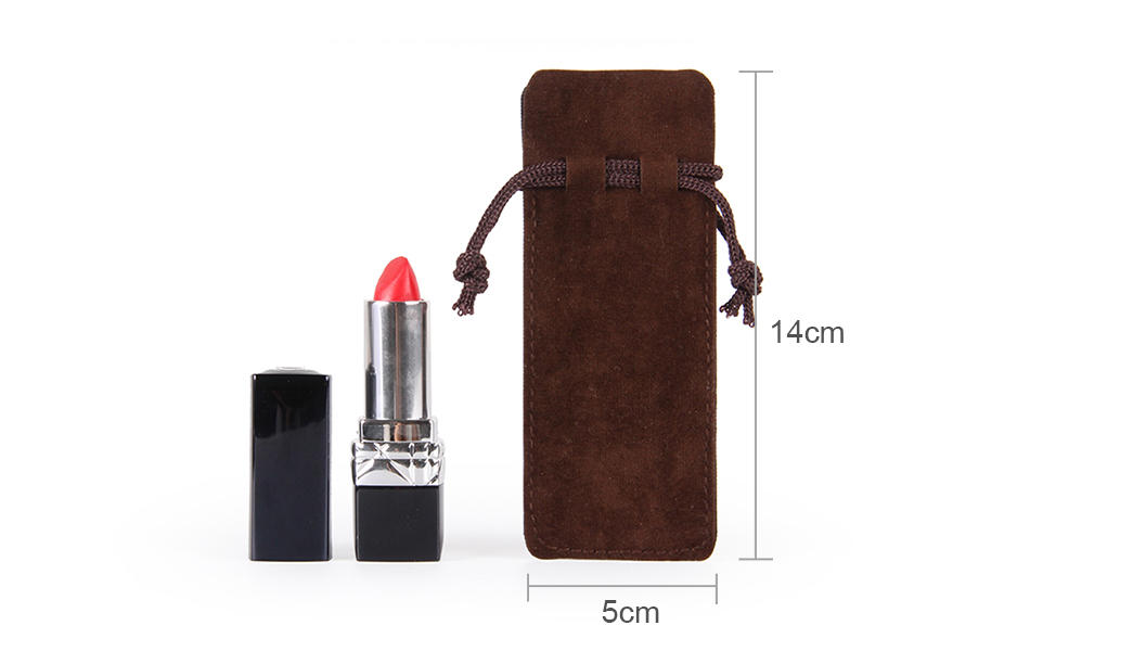 Yonghuajie design velvet pouch at discount for packing-1