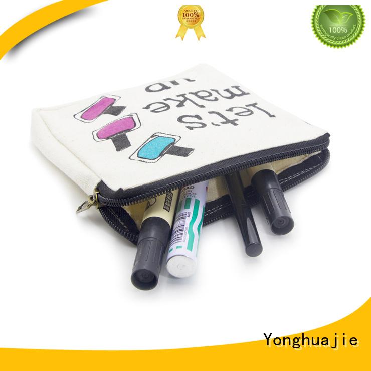 Yonghuajie Brand bag blank tool personalized canvas tote bags
