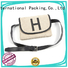 Best cotton pouch grosgrain for business for present