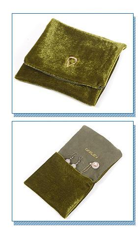 Top velvet bag printed logo manufacturers for gift-2