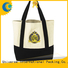 best design canvas tote bags wholesale star printed for packaging