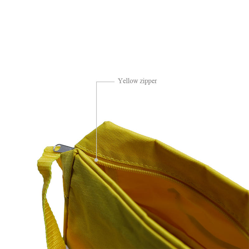 Yonghuajie silk polycarbonate suitcase for business for packing-2