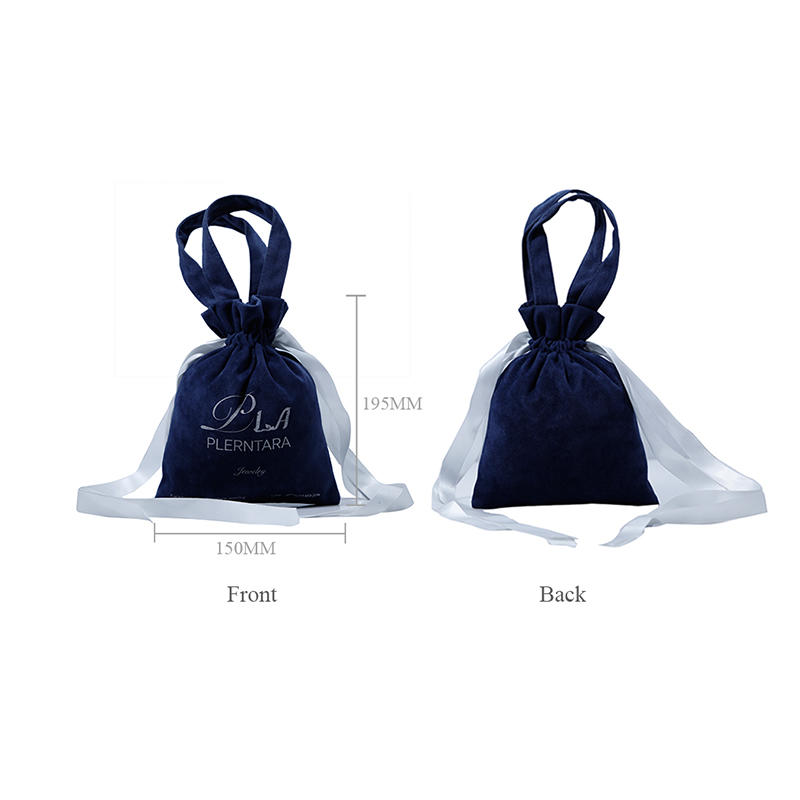 plastic velvet makeup bag top manufacturer top-selling for jewelry shop-1