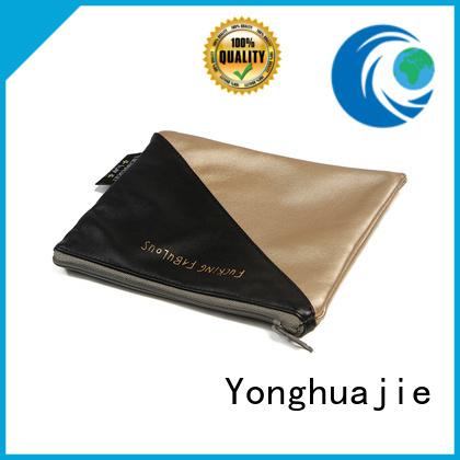 Yonghuajie oem purple leather handbags manufacturers for wedding rings