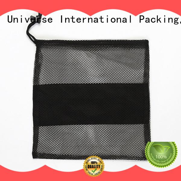 Yonghuajie drawstring mesh shoe bag Supply for packaging