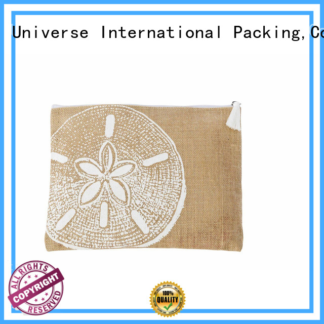 Yonghuajie bamboo handle imprinted shopping bags high quality for storage