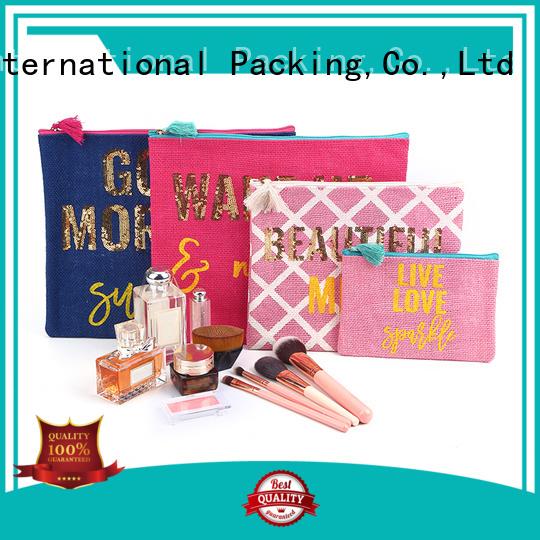 Yonghuajie cotton bag supplier factory for storage