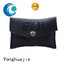 Yonghuajie odm black leather makeup bag fast delivery