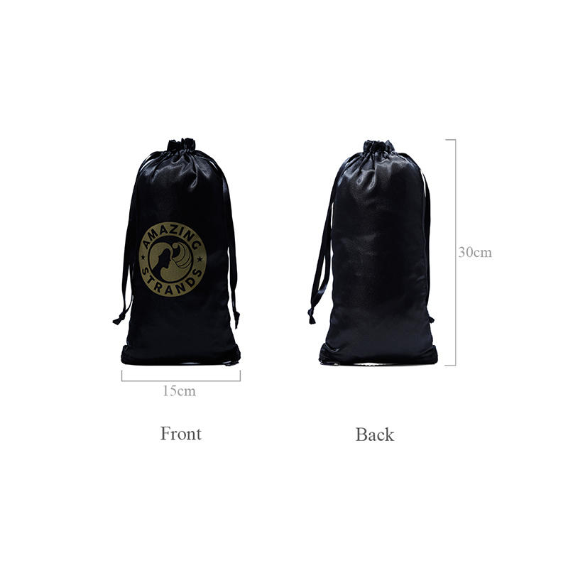 tote satin pouch satin jewelry bag with handle for shoes Yonghuajie-1