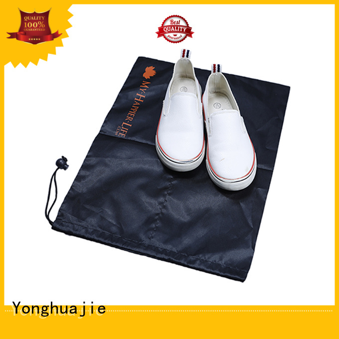 Yonghuajie Latest 210t polyester company for shoes
