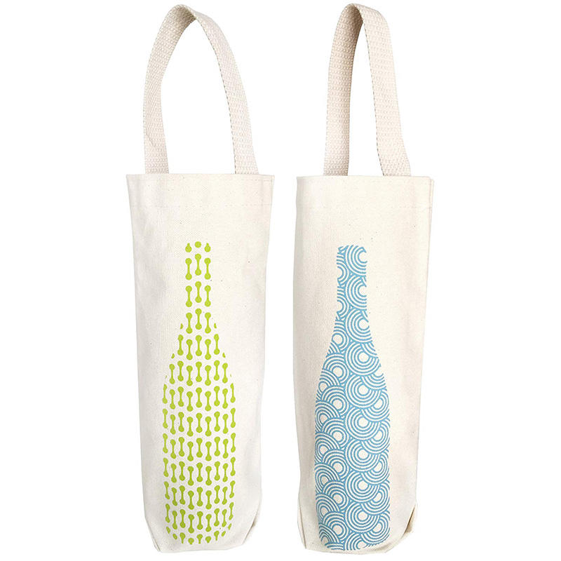 best design canvas tote bags with zipper custom size star printed for cosmetic-2