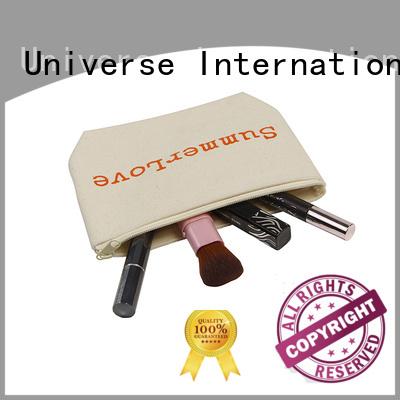 Yonghuajie order plain canvas tote bags grey canvas canvas zipper bag canvas drawstring bag, star printed for packaging