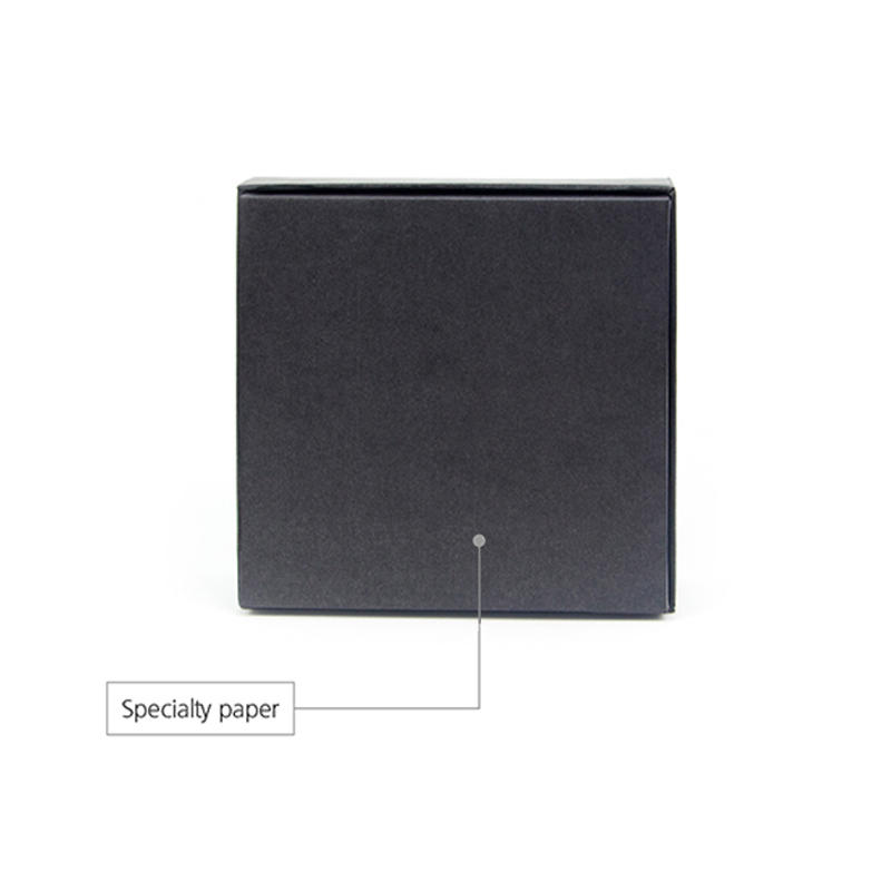 Yonghuajie small paper jewellery box thick for jewelry shop-3