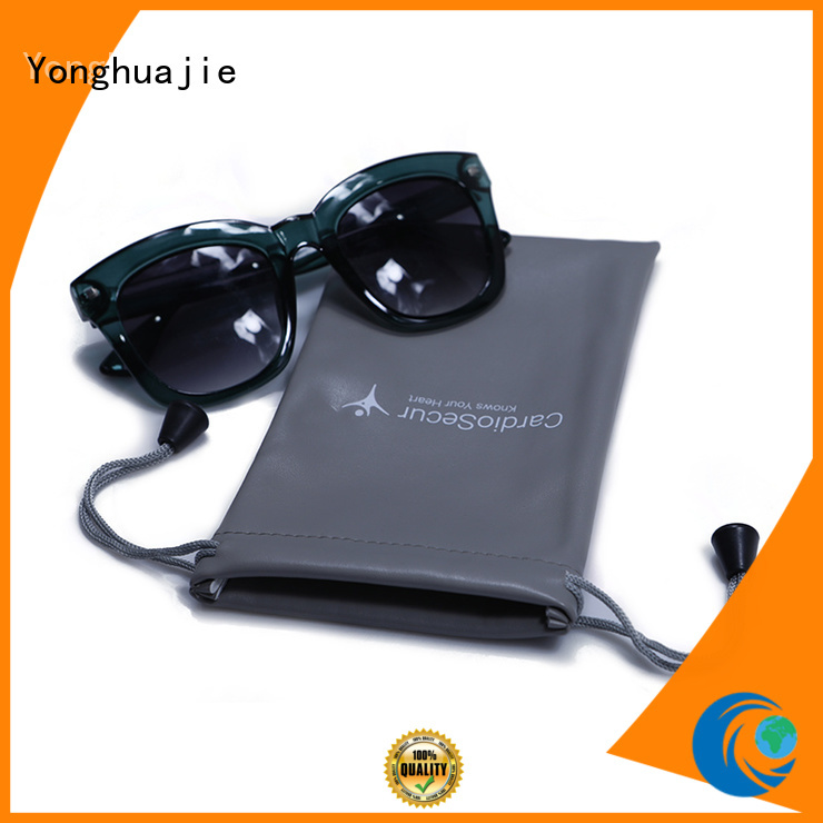 Yonghuajie custom small cosmetic bags at discount for gift