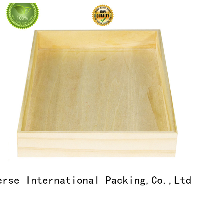 latest design decorative wooden boxes cheapest factory price for goods