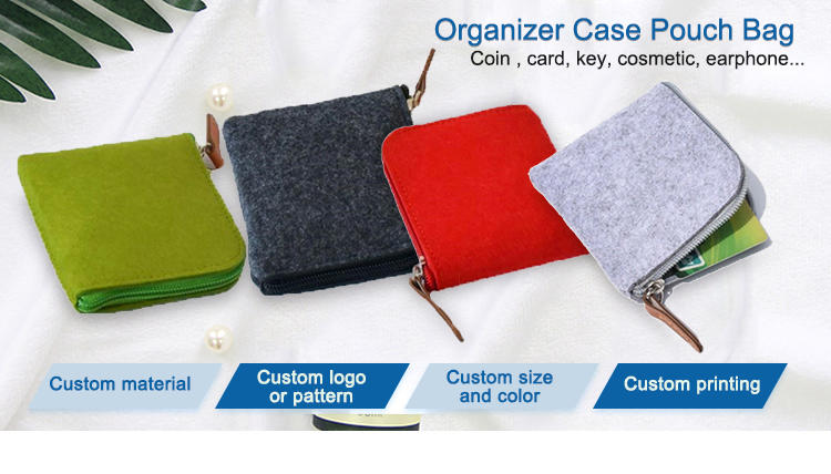 Yonghuajie High-quality felt purse for business for goods-1