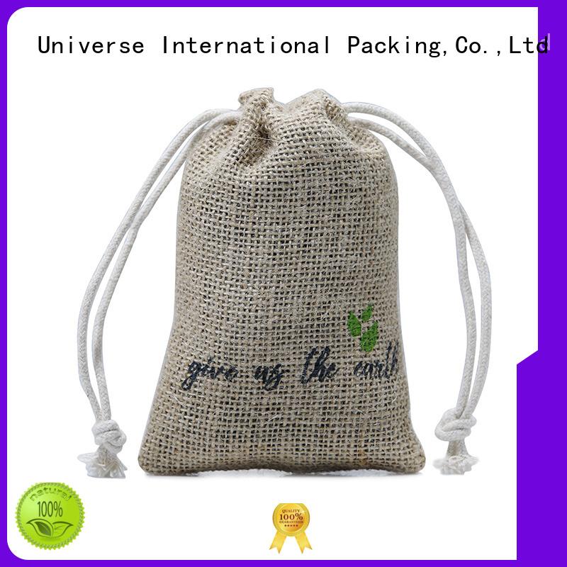 Yonghuajie bamboo handle shopping bag design company for storage