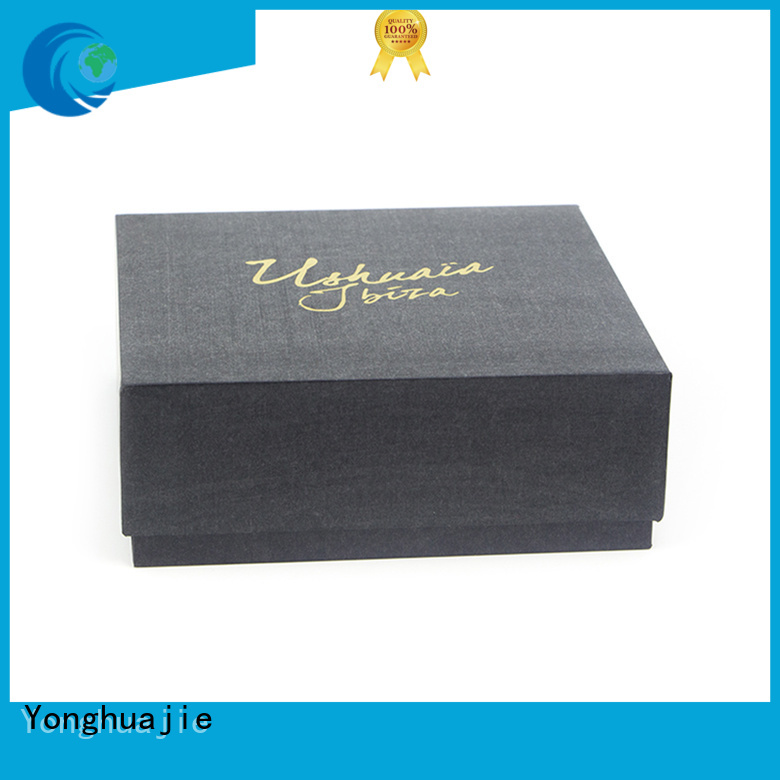 Yonghuajie luxury paper drawer box top-selling for jewelry shop