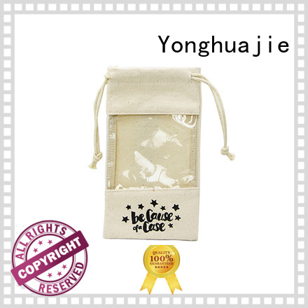 plain canvas bag for travel Yonghuajie