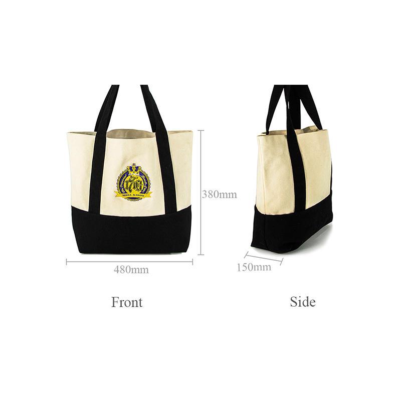 Yonghuajie blank shopper tote tool for shopping-1