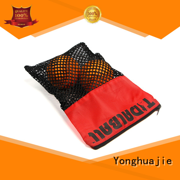 Yonghuajie free sample mesh shopping bags at sale for packaging