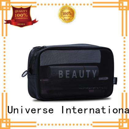 cosmetic mesh light Yonghuajie Brand mesh drawstring bags