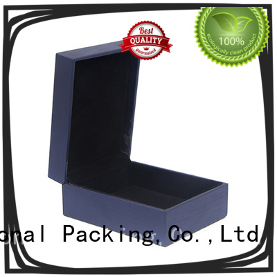 pu leather jewelry box pu leather Yonghuajie