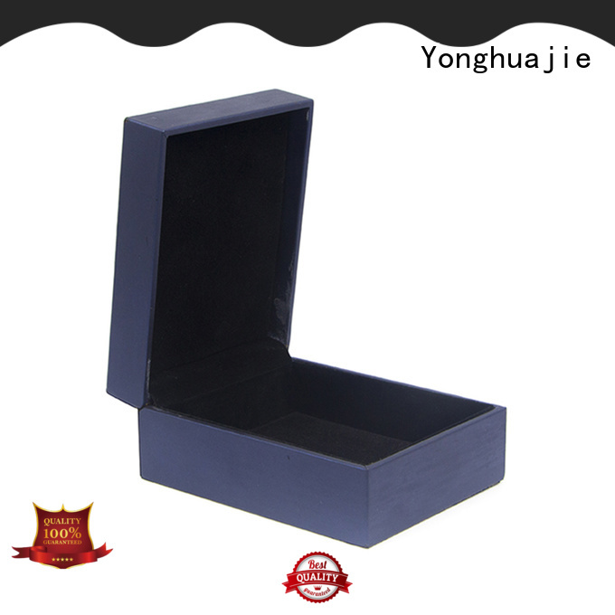 Yonghuajie black leather basket factory for gift