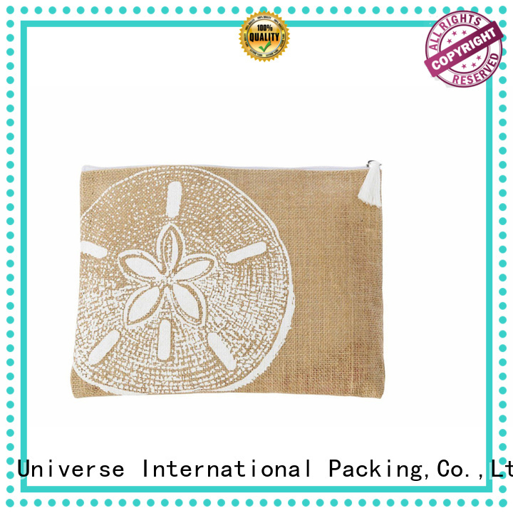 small jute bags jute storage bag drawstring for packing Yonghuajie