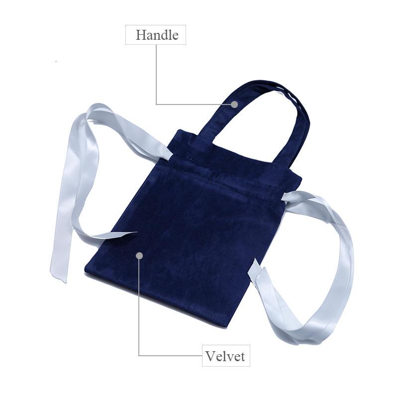 plastic velvet makeup bag top manufacturer top-selling for jewelry shop-3