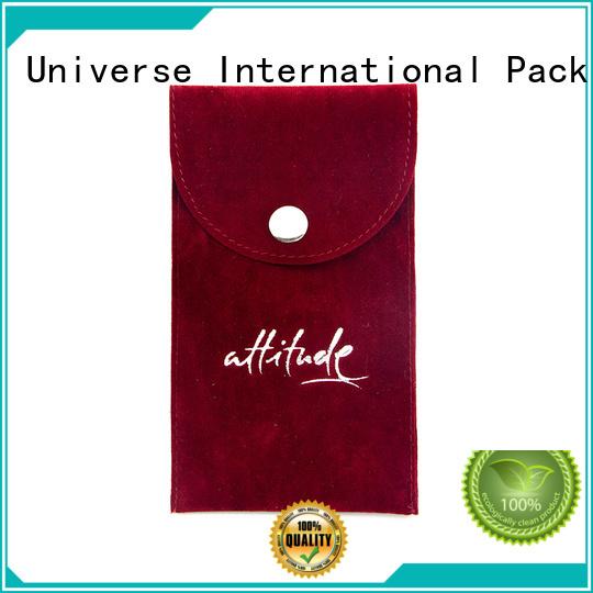 purple velvet makeup bag best factory price for jewelry shop Yonghuajie