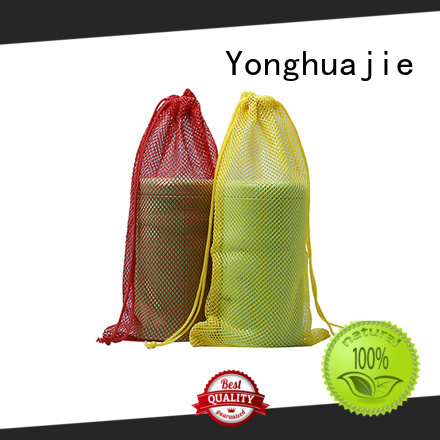 black small mesh bags on-sale for gift Yonghuajie