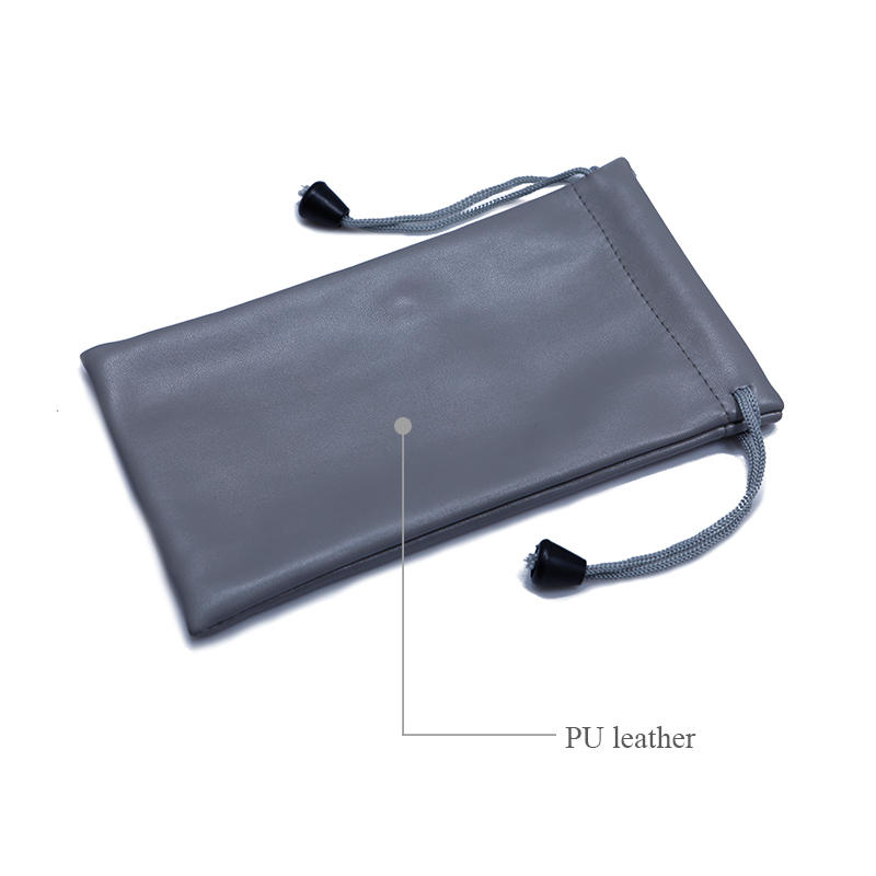 Yonghuajie large pu faux leather manufacturers for gift-3